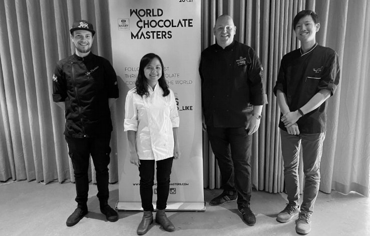 Belgische kandidaten chocolate masters
